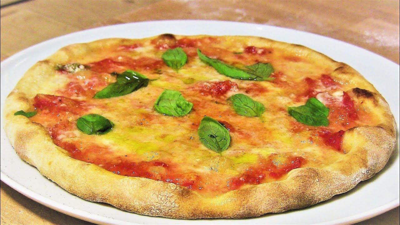 Pizzateig Mit Bier Pizza Margherita Mit Bier Pizzateig Bier Hefeteig