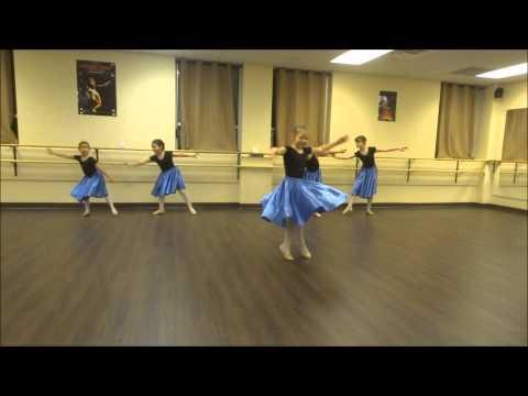 Ballet 1 & 2 Open House - Grand Finale (part 15)