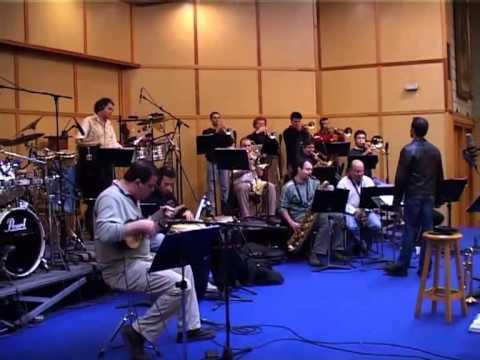 orquesta jazz de canarias ren gonz lez big band a canary man in boston youtube. Black Bedroom Furniture Sets. Home Design Ideas