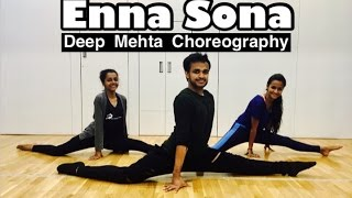 ENNA SONA | OK Jannu | Deep Mehta Choreography |  Women's day celebration 2017