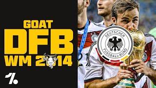 Weltmeister 2014 - Das beste Deutschland aller Zeiten!