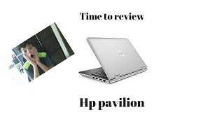 Hp pavilion hewlett packard review