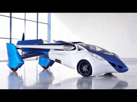 AeroMobil 3.0:  The First Real Flying Car!