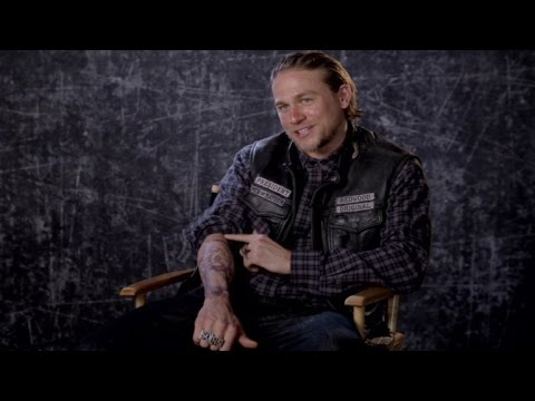 'Sons of Anarchy' Extra: Charlie Hunnam Almost Got One of Jax's Tattoos in Real Life!