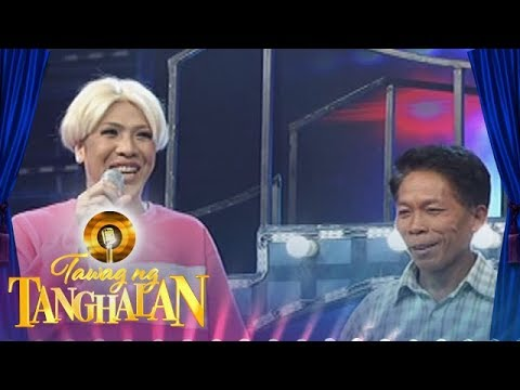 Tawag ng Tanghalan: Plumber or carpenter?