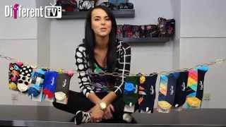 HappySocks - barevné ponožky, které rozzáří Váš den