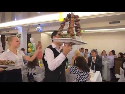 Русско-армянская свадьба.
