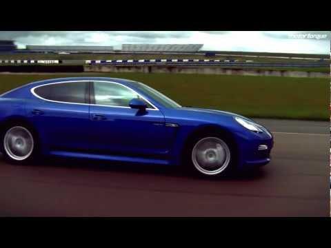 Porsche Panamera S Hybrid review