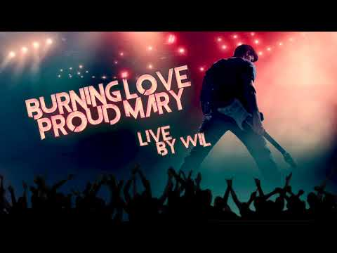 Burning Love:Proud Mary