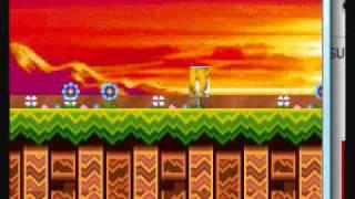 Mega Hyper Sonic for Sonic FGX