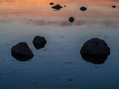 VISUAL ART OF PHOTOGRAPHY - Tranquil Landscape Photos With Water & Rocks