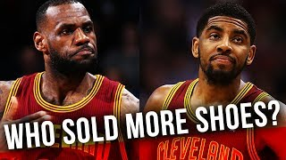Top 5 Best Selling NBA Signature Shoes 2017