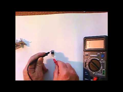 Как проверить тиристор и