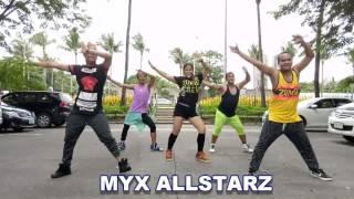 TAYO'Y MAGSAYAWAN | OPM DANCE | MYX ALLSTARZ & UNBREAKABLE FITNESS GROUP