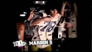 100% TALENT Maroon 5