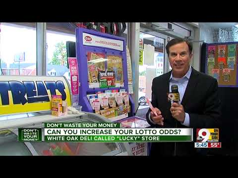 Can you increase your lotto odds?