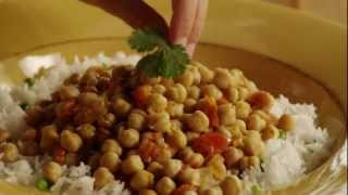 How To Make Indian Inspired Chickpeas