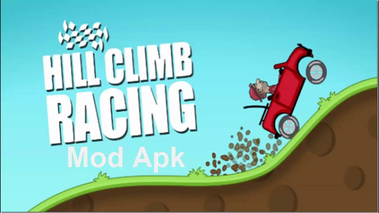 Hill Climb Racing Mod Apk - 2016 Version - Unlimited Fuel