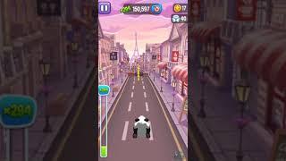 angry gran run gameplay   top new games video   #short video