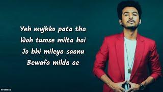 Mamla Dil Da - Tony Kakkar Mp3 Song Download