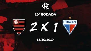 Flamengo x Fortaleza Ao Vivo - Castelão (BR)