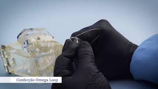 350   Tweed Omega Loop Confecção