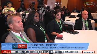 LTV Business News: BoI Prepare N250b Loans To MSMEs AT Single Digit Interest