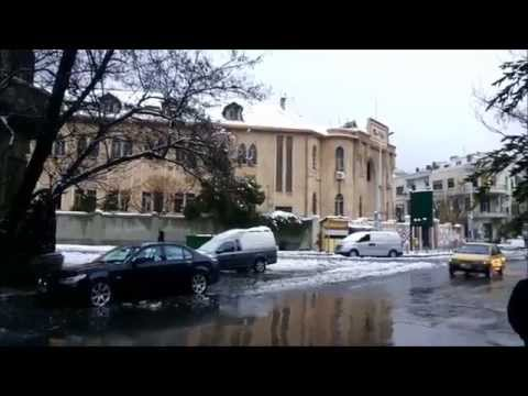 Snow covers Damascus 7\1\2015