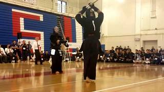 Kendo Match 2017 AUSKF National Championships: Men's Finals
