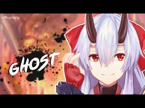 Nightcore - Ghost (Alan Walker ft. Halsey) | Lyrics