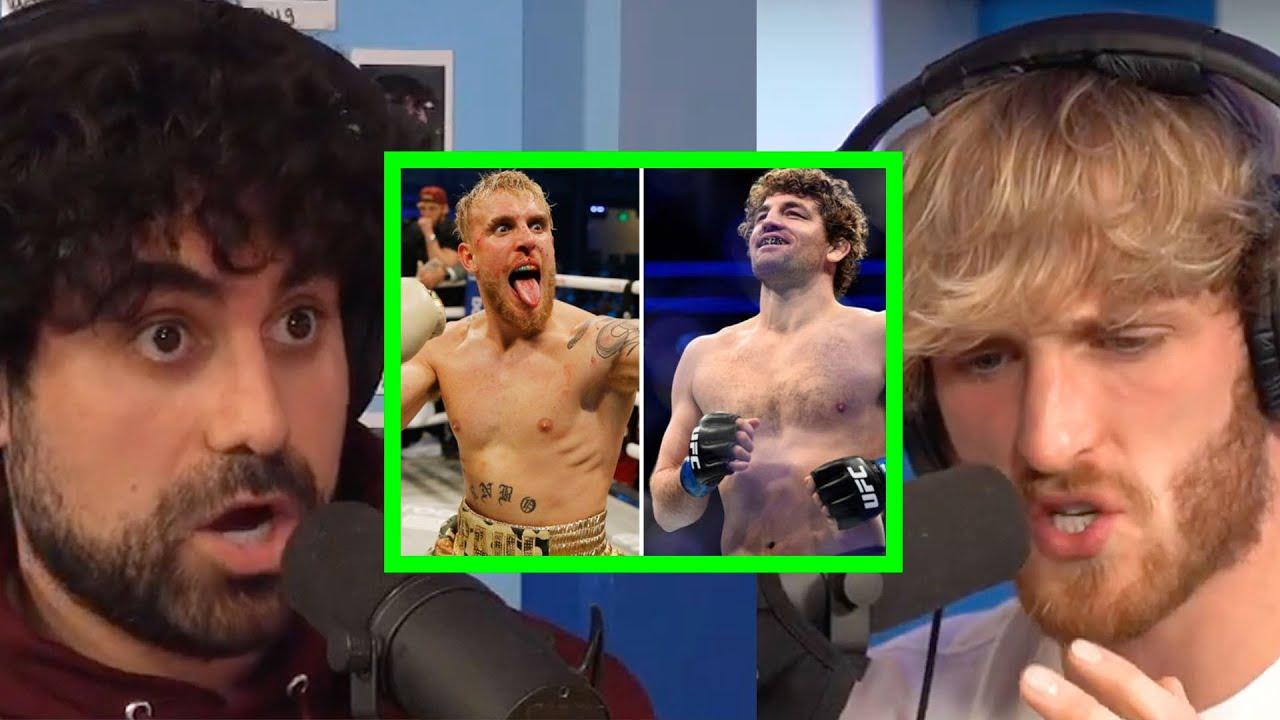 Jake Paul vs. Ben Askren: YouTube star set for boxing exhibition ...