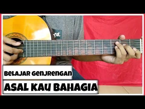 kunci-gitar-asal-kau-bahagia-(genjrengan)-mudah