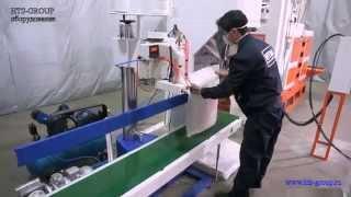 Процесс фасовки риса на оборудовании HTS-GROUP(www.hts-group.ru Фасовочно-весовое оборудование. Используется для взвешивания и упаковки гранулированных продукт..., 2015-07-30T14:14:42.000Z)