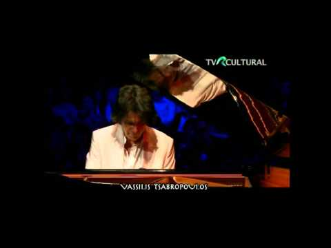 V. Tsabropoulos, Gift of Dreams (Concert in Bucharest)