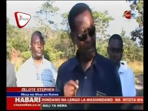Kipindupindu Champonza Mganga Mkuu Nkasi