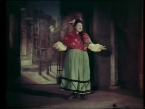Hattie Jacques at The Players' Theatre