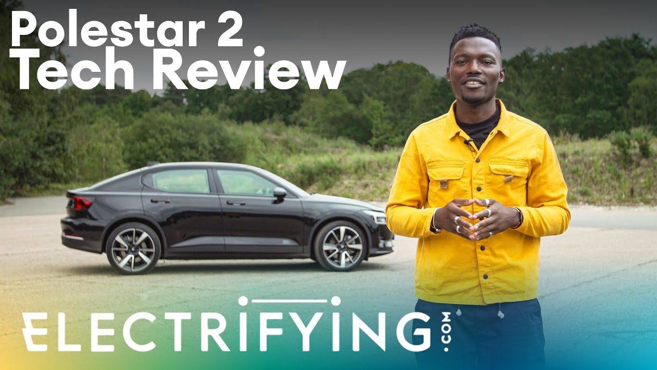 Polestar 2 2020: In-depth tech review with Tomi aka @GadgetsBoy / Electrifying