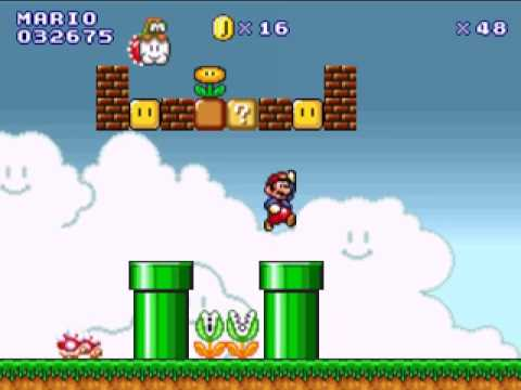 super mario flash 6