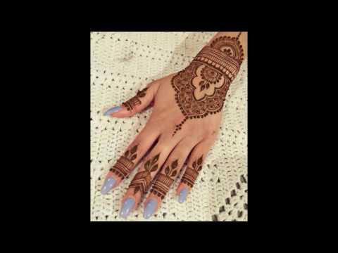 اروع صور لنقش الحناء -Best Henna Photos