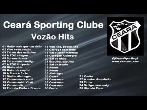 Ceará Sporting Club - Hits do Vozão