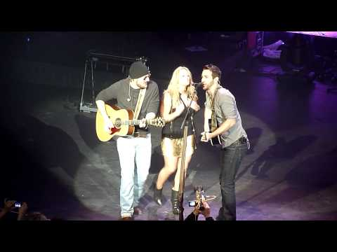 Miranda Lambert, Eric Church & Josh Kelley ~ Las Vegas, NV ~ 12-10-10