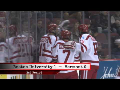 BU Hockey: The Season (Episode 4 - A Day In The Life...)