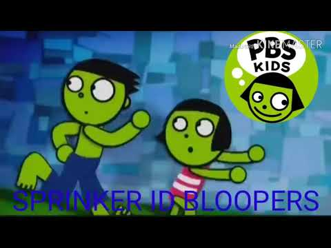 PBS KIDS Sprinkler ID BLOOPERS (My Version)