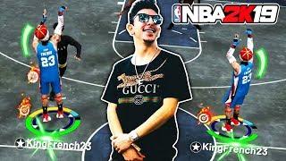 USING FAZE RUG'S IRL JUMPSHOT IN NBA 2K19 💦