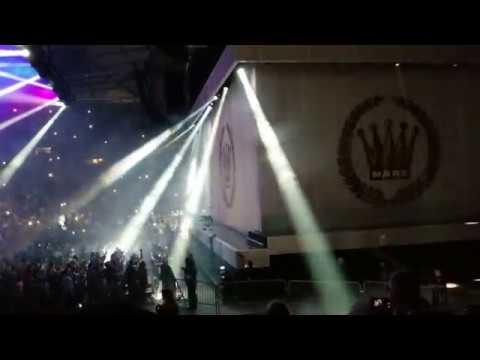 bruno mars finesse tacoma dome july 24 2017 youtube youtube