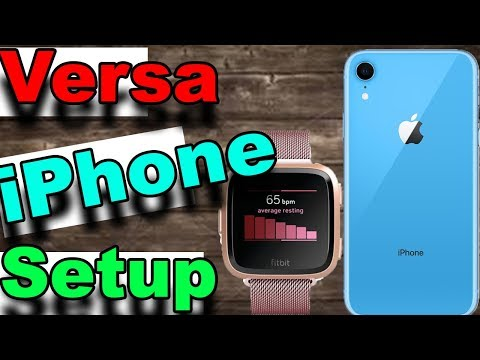 Fitbit Versa Video: How to Setup on your phone - Gadgets Networks