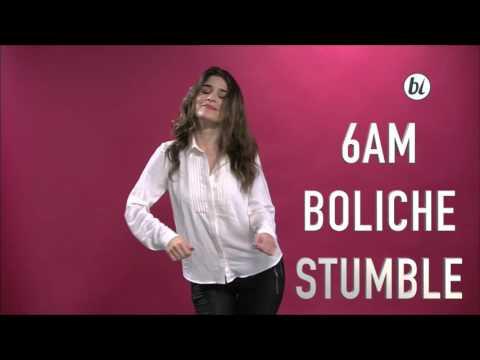 CFK Balcony Dance Tutorial