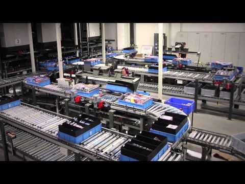 CrossNordic Logistics automatiska