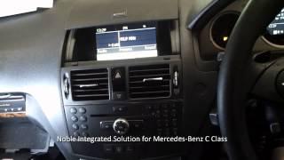 MERCEDES-BENZ C-CLASS ENHANCED FOR 2009  Videos