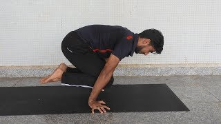 Secret to learning The PLANCHE! The CRANE POSE| Tutorial